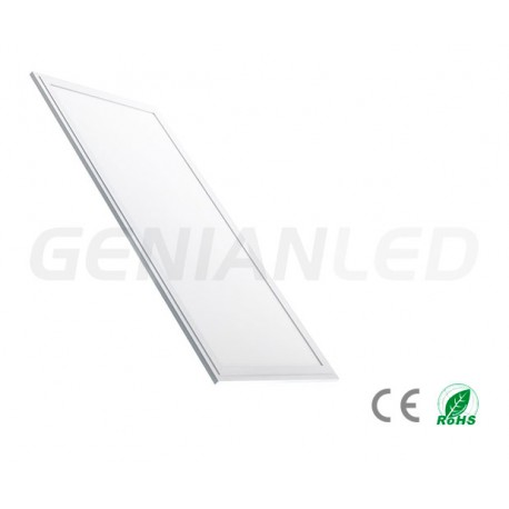 72W LED panel 120x60cm White Frame