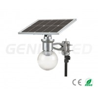 Solar panel focus LED 12W