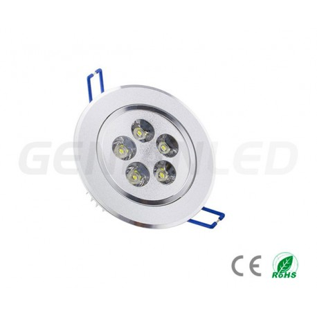 Downlight LED 5X1W