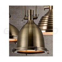 Pendant Light ANTIQUE Bronze E