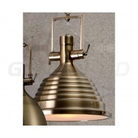Pendant Light ANTIQUE Bronze F