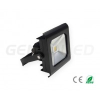 BLACK 10W LED FLOODLIGHT