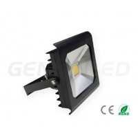 BLACK 30W LED FLOODLIGHT