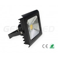 BLACK 50W LED FLOODLIGHT