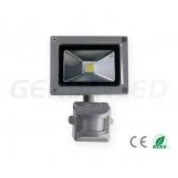 10W LED floodlight with sensor
