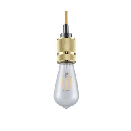 Pendant Light DIY Golden D