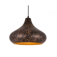 Pendant Light ETCH Iron E