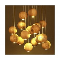 Pendant Light RETRO 7-light
