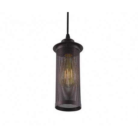 RETRO Industrial Pendant Lamp Purple