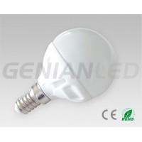 LED bulb E14 4W