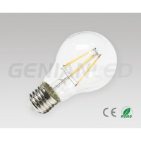 LED filament bulb E27 8W